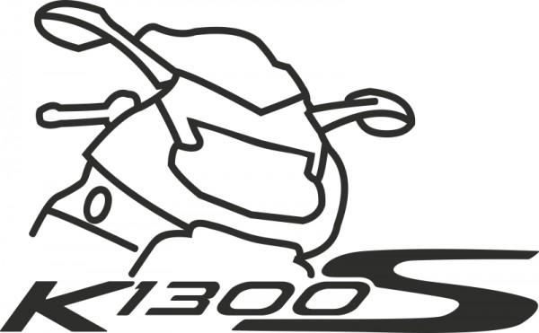 K1300S sticker