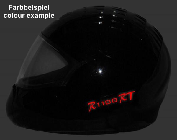 Reflective helmet sticker R1100RT style Typ 1