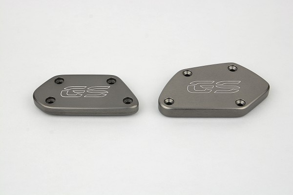 Brake and clutch cover set for your BWM R1200GS LC Adventure since 2014