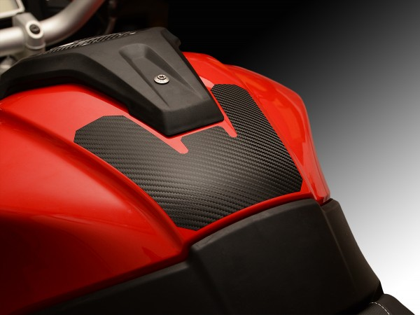 BMW S1000XR tankpad carbonlook