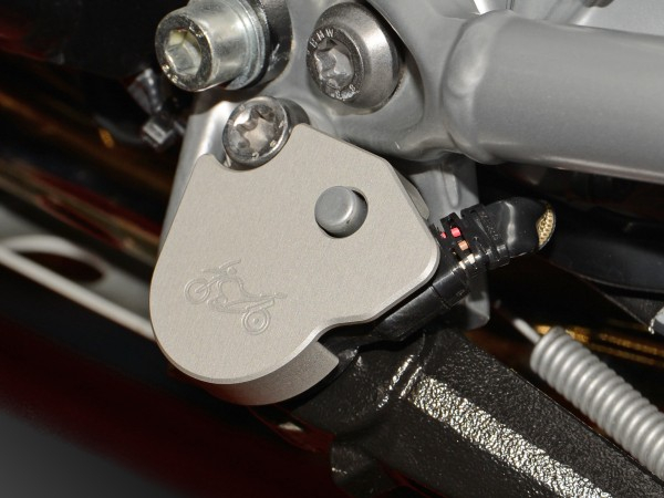 Protection for kickstand/sidestand switch for the BMW R1200GS LC since 2013 (K50)