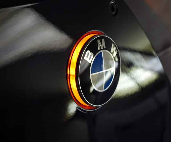 For BMW R1200S LED emblem indicator lights