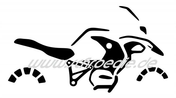Decal / Helmet sticker R1200GS LC & Adventure style