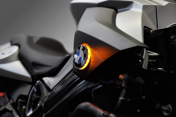 F800R from mod. 2012 to 2014 BMW roundel badge LED lights / Emblem light