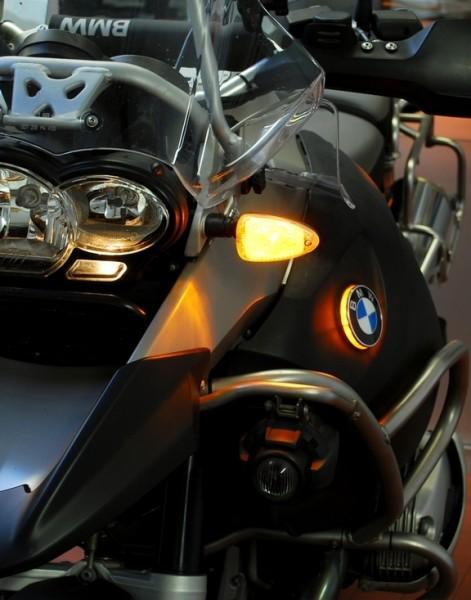 R1200GS Adventure till model 2013 LED emblem indicator lights