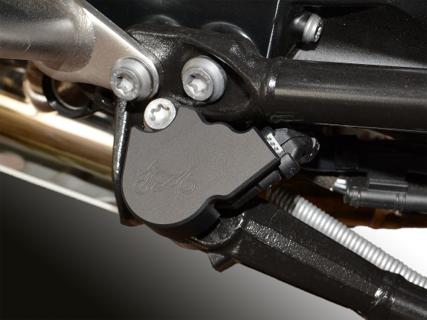 Protection for kickstand/sidestand switch for the BMW R1200GS LC Adventure since 2014 (K51)