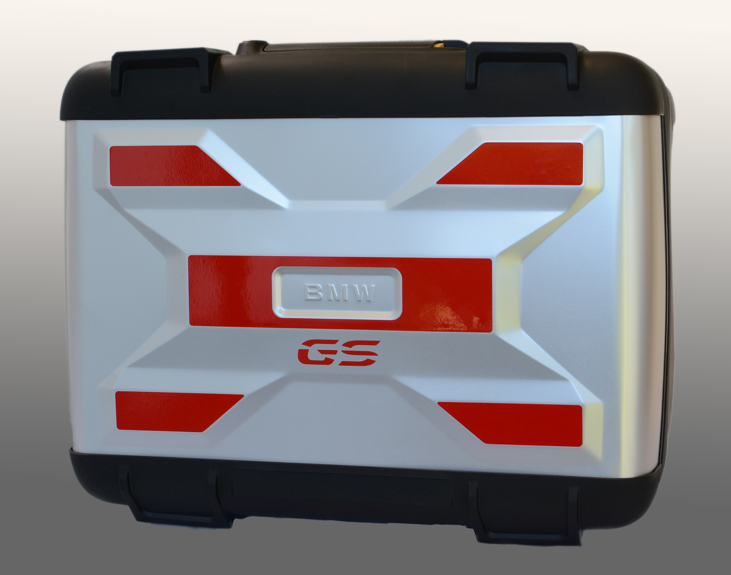 For Bmw R1250gs Vario Bags Reflective Set