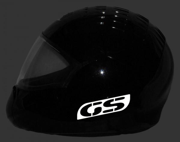 Reflective helmet sticker R1150GS style Typ 2