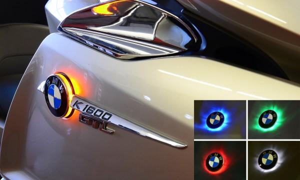 LED Emblemblinker zweifarbig K1600GTL bis Modell 2016