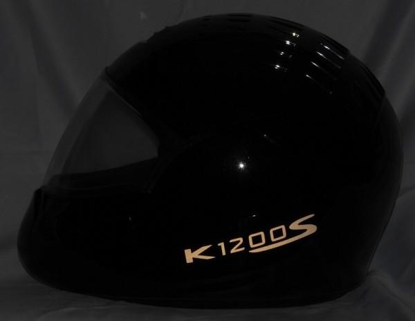 Reflective helmet sticker K1200S style Typ 6