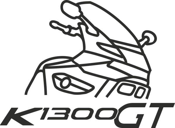 Sticker K1300GT